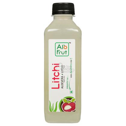 Litchi Juice Bottle