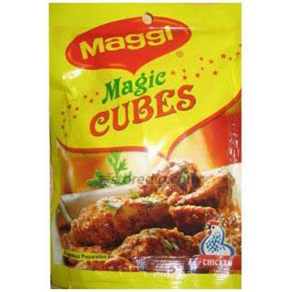 Magic Cubes - Chicken