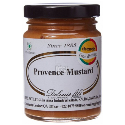 Mustards Provence Delouis