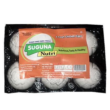 Nutri Eggs--6 nos at Rs.44.10 from Kunnil Hyper Market ...