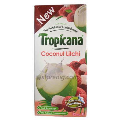 Juice - Coconut Litchi