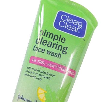 Pimple Clear Face Wash
