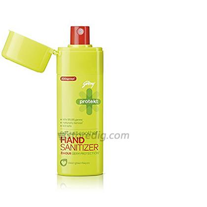 Hand Sanitizer Godrej 30 Ml At Rs 50 00 From Mini Stores In Malad