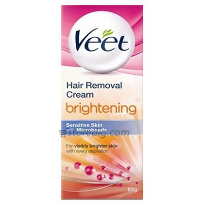 Hair Removal Cream Brightening Sensitive Skin Veet 60 Gm At Rs
