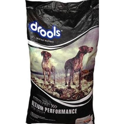 Ultium Performance Adult Dog Food Drools 20 Kg At Rs 2900 00 From Claws N Paws Pet Shop Andheri East Mumbai Best Price From Maharashtra